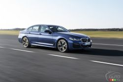 Introducing the 2021 BMW 5 Series