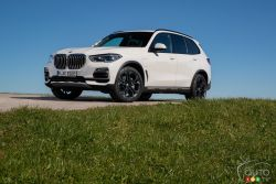 Introducing the 2021 BMW X5 xDrive45e PHEV