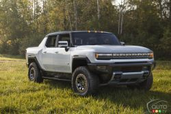 Introducing the 2022 GMC Hummer