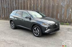 Nous conduisons le Hyundai Tucson 2022
