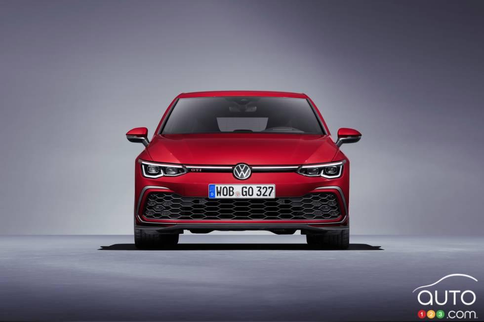 Introducing the 2021 Volkswagen Golf GTI