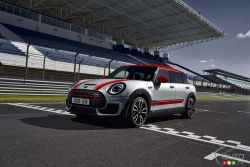 Introducing the 2020 MINI JCW Clubman and Coutryman