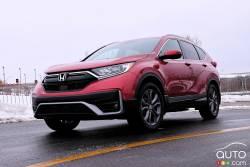 We drive the 2020 Honda CR-V