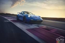 Voici la Porsche 911 GT3 2022