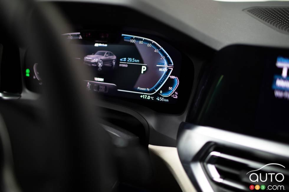 Voici la BMW 330e 2020