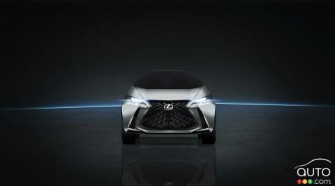 Lexus LF-SA Concept pictures