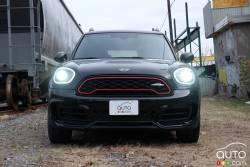 We drive the 2019 MINI Countryman JCW Midnight Black Edition