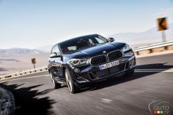 Photos de la nouvelle BMW X2 M35i 2019