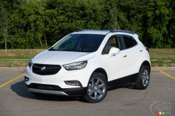 Photos of the 2018 Buick Encore