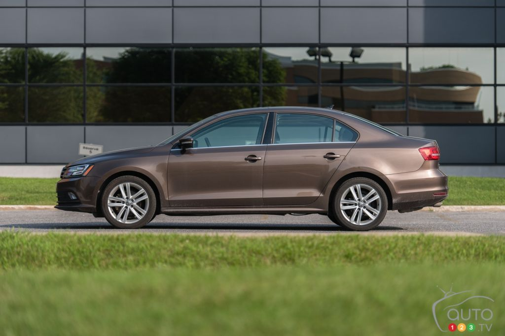 2015 Volkswagen Jetta Highline TDI | Car Reviews | Auto123