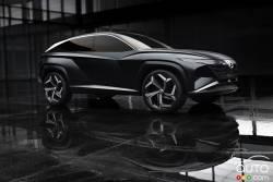 Voici le prototype Hyundai Vision T