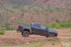 2017 Chevy Colorado ZR2: The Big Leap