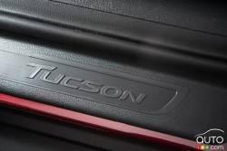 2016 Hyundai Tucson door sill