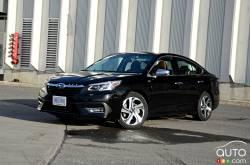 We drive the 2020 Subaru Legacy GT