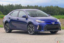 The new Corolla personifies how times have changed
