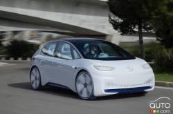 Introducing the Volkswagen I.D. concept
