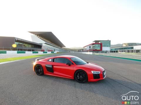 2016 Audi R8 pictures