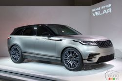 Range Rover Velar : notre accès exclusif à la première mondiale à Londres