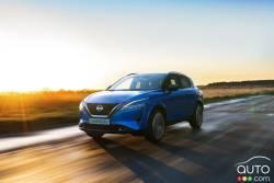 Voici le Nissan Qashqai 2022 (Europe)