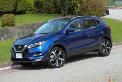 We drive the 2020 Nissan Qashqai