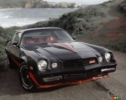2017 is the 50th anniversary of the Camaro. Look at it via the images in all of it's history.