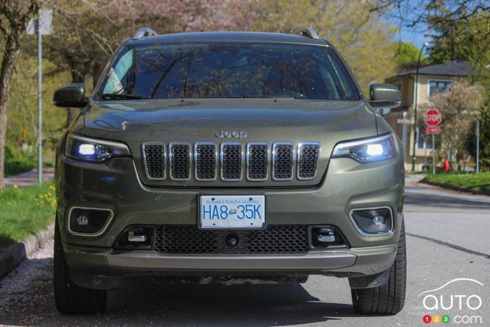We drive the 2019 Jeep Cherokee Overland