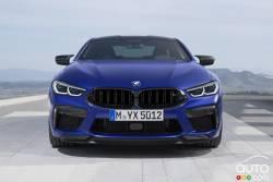 Voici la BMW M8 2020