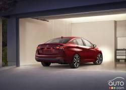 Introducing the 2020 Nissan Versa sedan