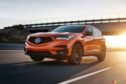 2021 Acura RDX PMC Edition pictures
