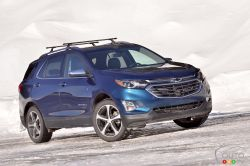 We test drive the 2019 Chevrolet Equinox