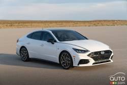 Introducing the 2021 Hyundai Sonata N Line