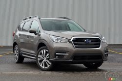 We drive the 2021 Subaru Ascent