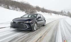 Introducing the 2021 Toyota Avalon AWD