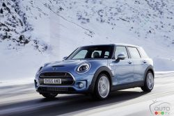 The market launch of the new MINI Clubman sees the latest model generation of the British brand embark on its advance into the premium compact segment. Additional momentum is now provided by the all-wheel drive system ALL4.