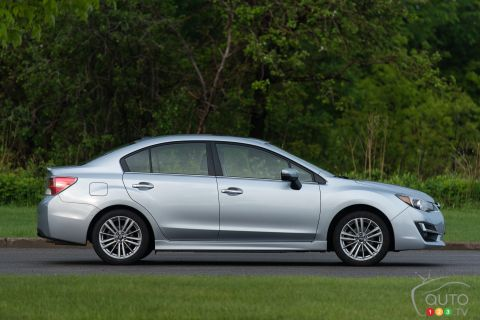 2015 Subaru Impreza 2.0i Limited pictures