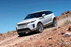 The new 2020 Range Rover Evoque
