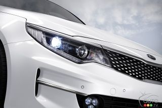 2016 Kia Optima pictures