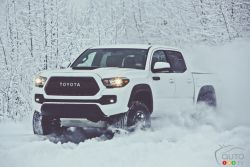 Toyota Revises its TRD Pro