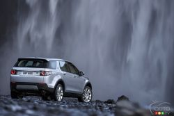 Land Rover chose Iceland out of all countries to gather media representatives due to its rugged terrain and challenging landscapes; a perfect fit for the new Discovery Sport, a luxurious SUV that is not only for show as it can clearly do the job when needed.