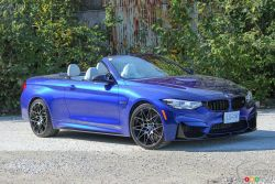 We drive the 2020 BMW M4 Cabriolet
