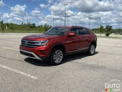 We drive the 2020 Volkswagen Atlas Cross Sport