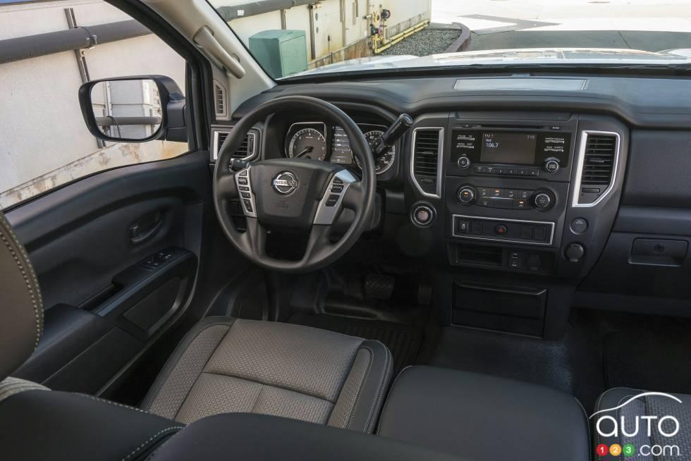 2017 Nissan An Xd Single Cab Pit