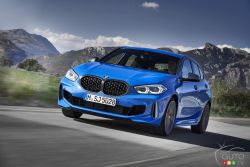 Intr4oducing the 2020 BMW 1 Series