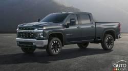 Introducing the new 2020 Chevrolet Silverado HD