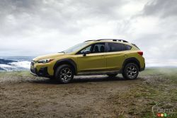 Introducing the 2021 Subaru Crosstrek