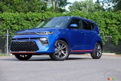 We drive the 2020 Kia Soul GT-Line