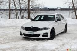 Nous conduisons la BMW 330e xDrive 2021
