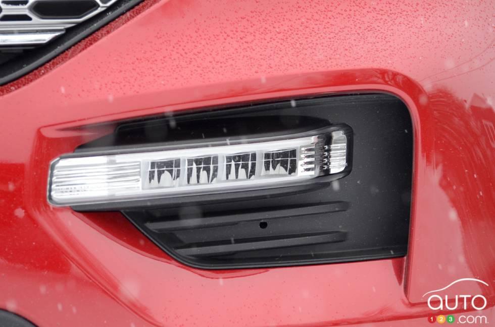 We drive the 2021 Ford Explorer hybrid