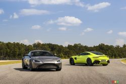 The new Aston Martin Vantage is equal parts vibrant and potent