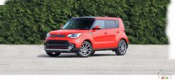 Kia Soul SX Turbo: Functional, Funky and Fly